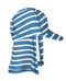 frugi Little Swimmers Legionnaires Blue Sun Hat