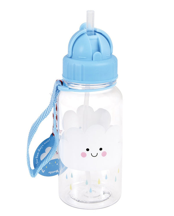 Cloud Design Drinking Bottle