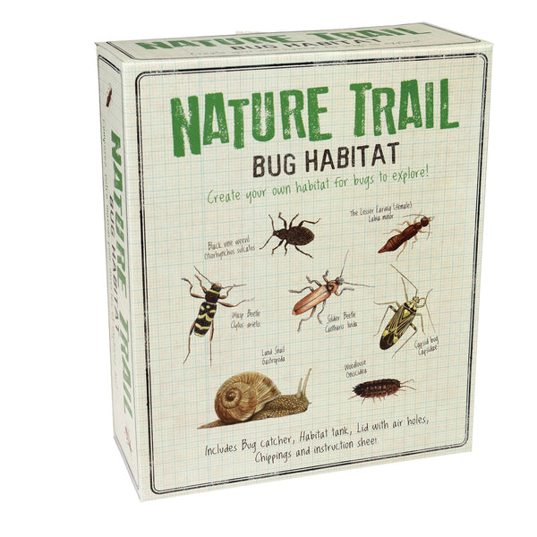 Nature Trail Make Your Own Bug Habitat