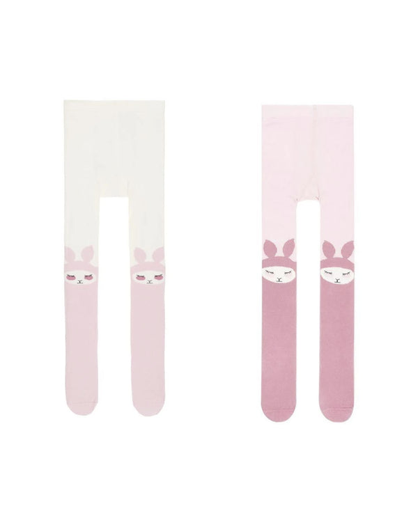 Name It Bunny Rabbit Design Tights