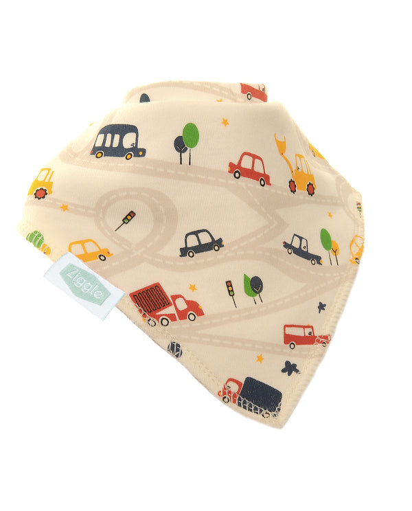 Ziggles Road Vehicles Design Bib