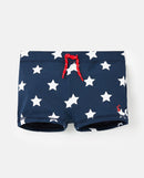 joules Sun Safe Navy Swim Shorts boys