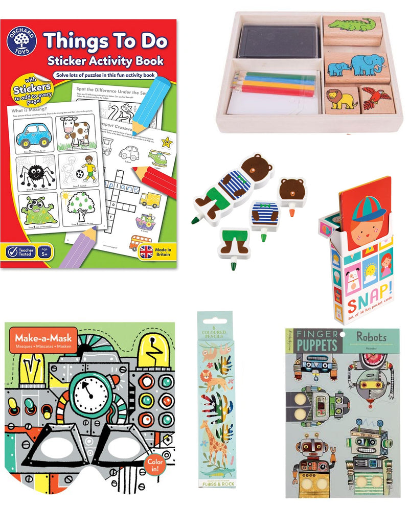 Arts & Crafts Set 2 - Age 4-6yrs