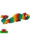 NORTH CARDIFF DELIVERY ONLY - Wooden Welsh Alphabet Dragon Puzzle