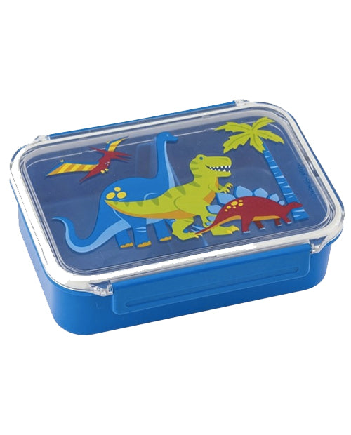 Stephen jpseph bento Dinosaur 2 Compartment Snack Box