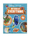 Disney Pixar My Book of Everything: Stories, Stickers, Colouring & Activities
