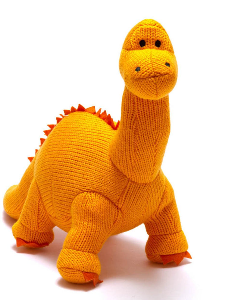 Best Years Diplodocus Dinosaur Knitted Toys