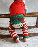 Blade and Rose Christmas Elf Knitted Leggings