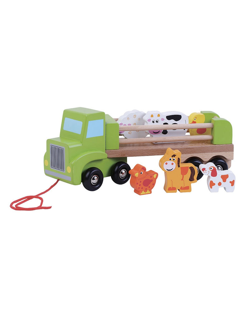 Farm Lorry wooden