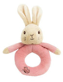 Flopsy Rabbit Ring Rattles
