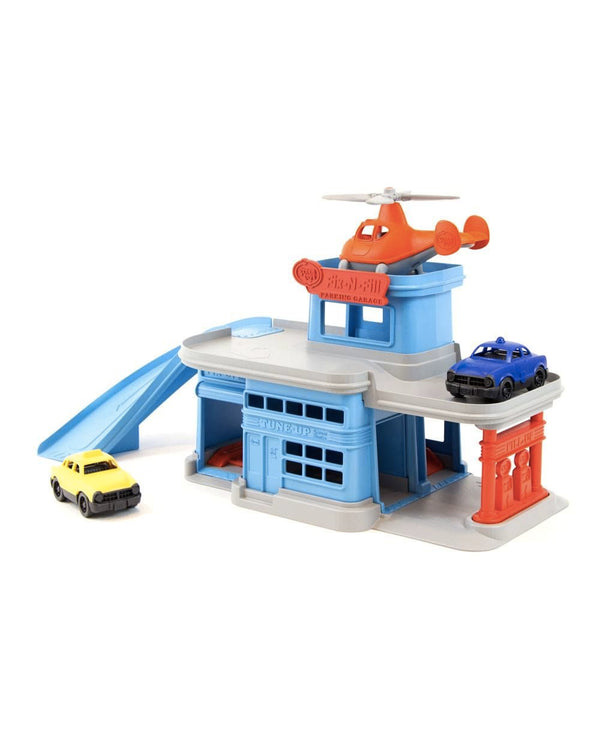 Green toys Recycled Toys - Parking Garage