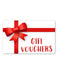 Gift Vouchers - the more you buy the more you save!