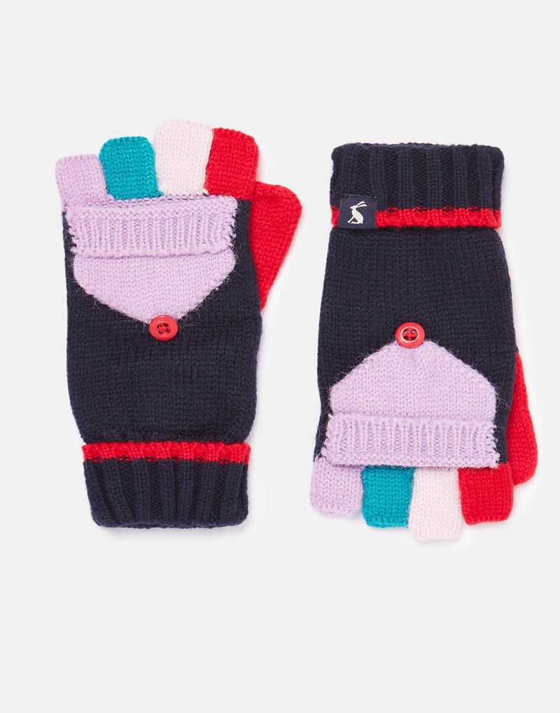 Multicoloured Converter Gloves joules