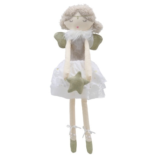star angel ballerina doll
