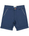 Organic Cotton Navy Shorts