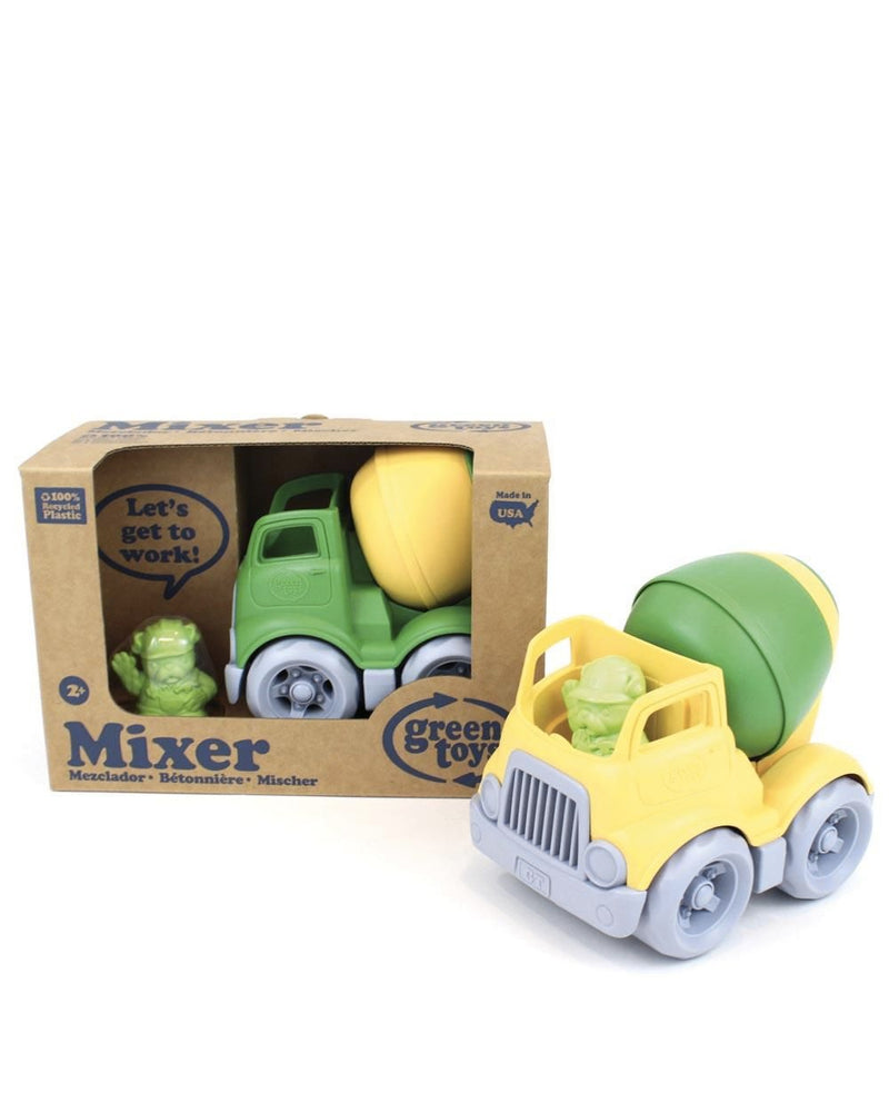 green toys Copy of Recycled Toys - Mixer
