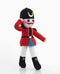 Fair Trade Hand Knitted Nutcracker Doll