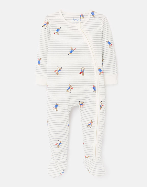 Peter Rabbit Sleepsuit baby