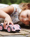 green toys Recycled Toys - Pink Racing Car