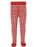 Organic Cotton Red Tights Kite christmas Clothing