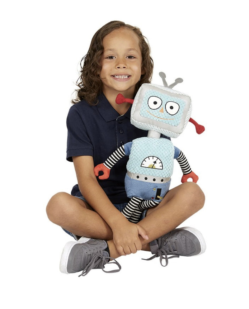 Supersoft Robot toy