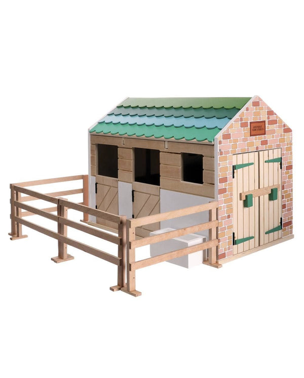 Lottie Dolls - Stables Wooden Playset