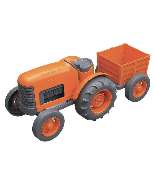 Green Toys Recycled Toys - Tractor