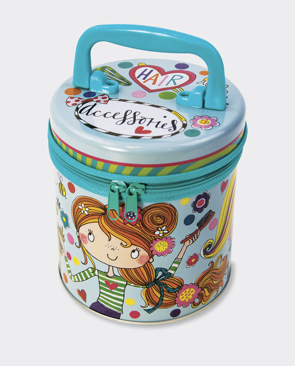 Hair Accessories Tin
