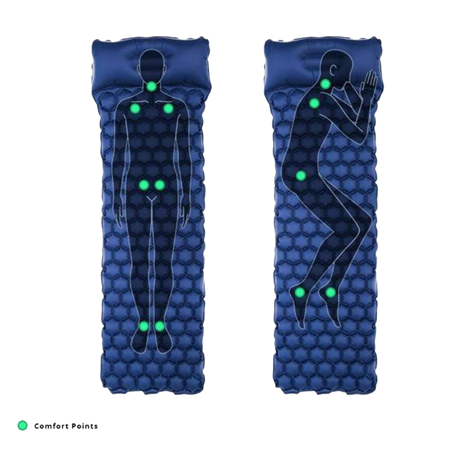 Sleep Rite® - Outdoor Sleeping Pad