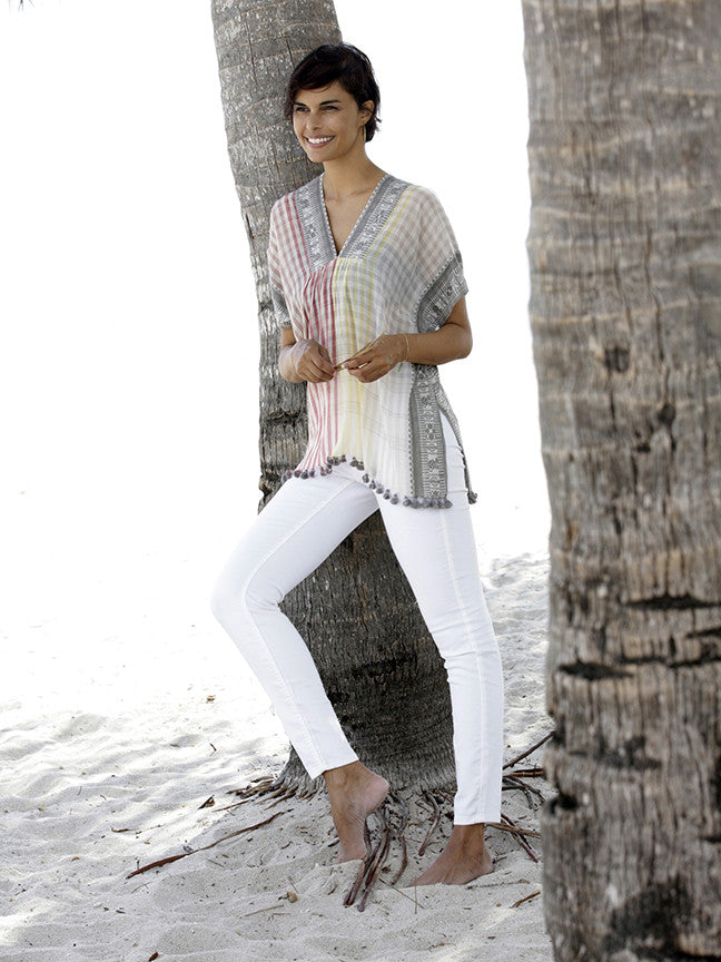 Summertime is here and Four Seasons Tunics on Sale!
