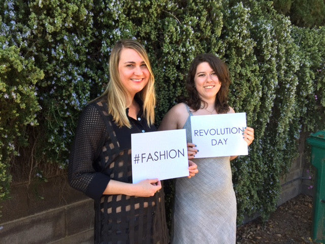 Happy #Fashionrevolutionday!