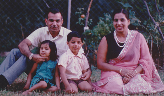 I am an Immigrant: How my father inspired me to start Indigo Handloom