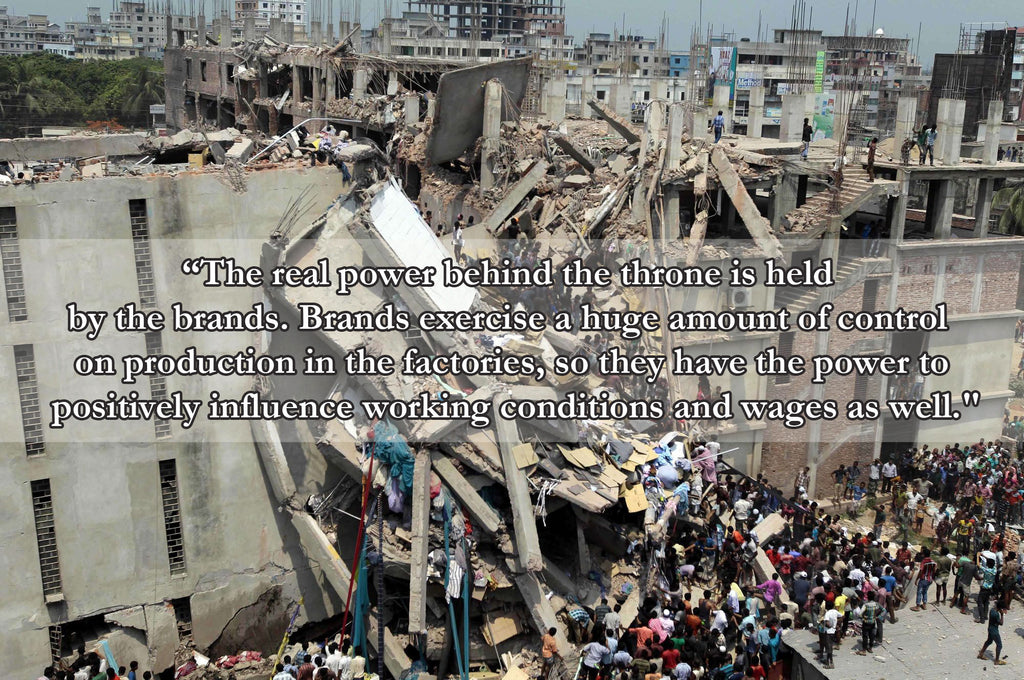 Rana Plaza: How did financing play a part?
