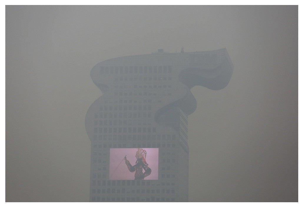 Asia's Terrible Air Quality - Fashion Emergency?