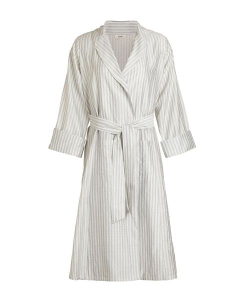 Cotton Silk Robe
