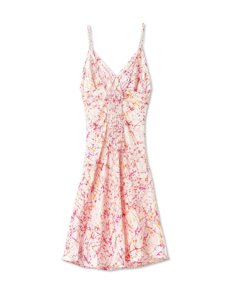 Silk Batik Nightgown