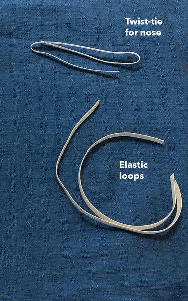 Elastic/Twist Ties