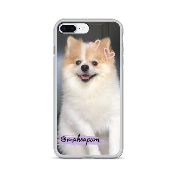 Happy Mahea iPhone case