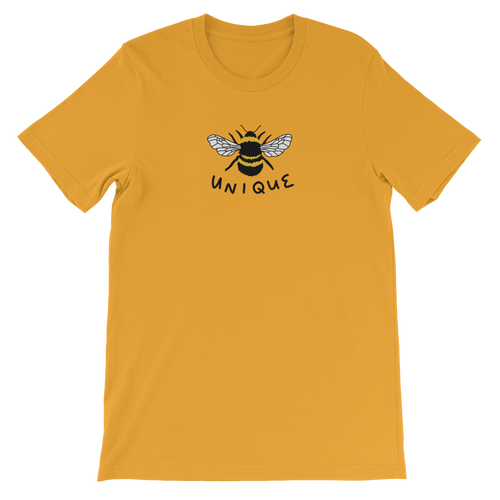 Bee Unique Boxy Tee