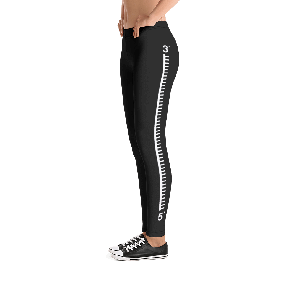 5' to 3' DNA Strand Leggings
