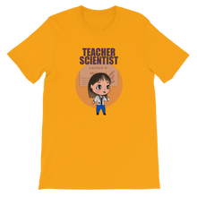 Load image into Gallery viewer, Teacher Scientist Boxy Tee