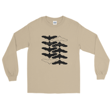 Load image into Gallery viewer, Bat Migration Boxy Long Sleeve