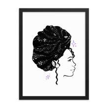 Load image into Gallery viewer, Astronaia Framed Print