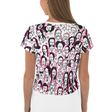 Load image into Gallery viewer, Women in STEM Crop Tee