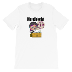 Microbiologist Boxy Tee