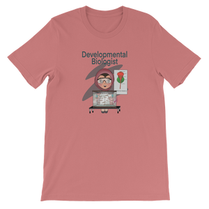 Developmental Biologist Boxy Tee
