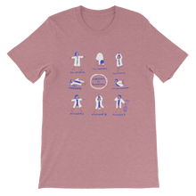 Load image into Gallery viewer, Stretches for Scientists Boxy Tee