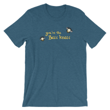 Load image into Gallery viewer, You're the bees knees! Boxy Tee