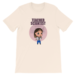 Teacher Scientist Boxy Tee