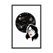 Load image into Gallery viewer, Astronerd Framed Print